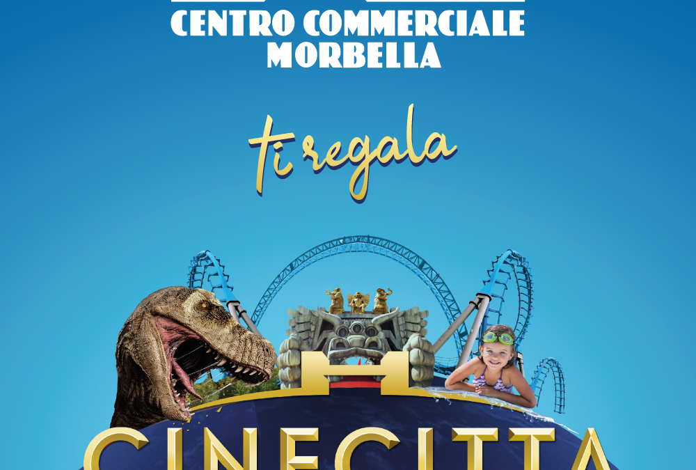 Partnership con Cinecittà World