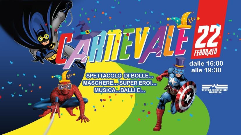 Carnevale al Morbella