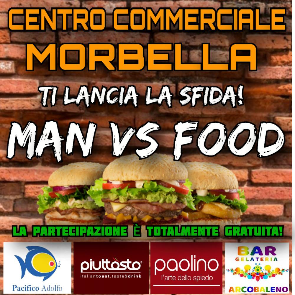 Man VS Food al Morbella
