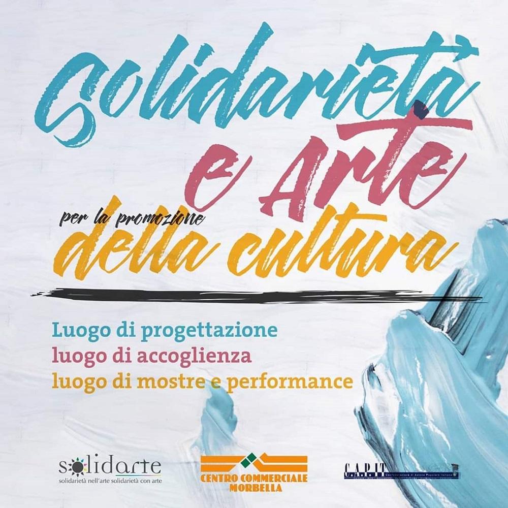 Solidarietá e arte della cultura al Morbella